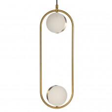 Підвісний LED світильник Headlight Ring 2 Gold