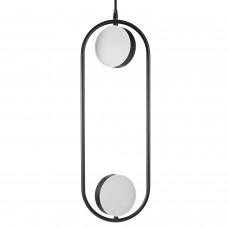 Підвісний LED світильник Headlight Ring 2 Black