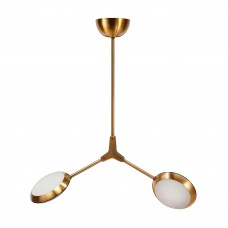 Люстра LED Headlight 2 Gold