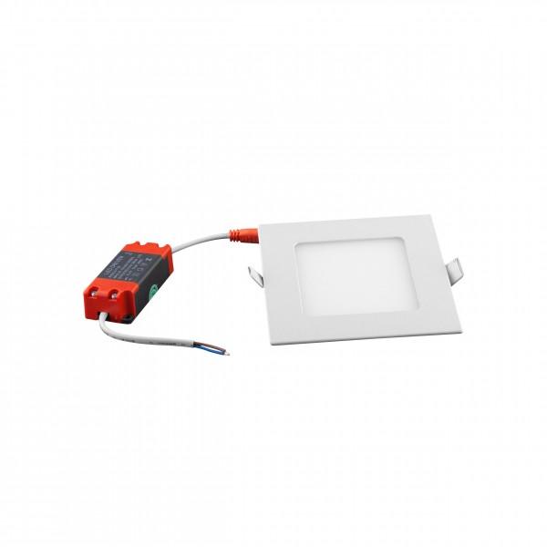 Точечный LED светильник PC0006-14SQ 6W 6000K