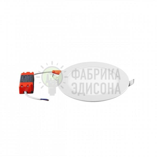 Точковий LED світильник PC0006-14RD 6W 6000K