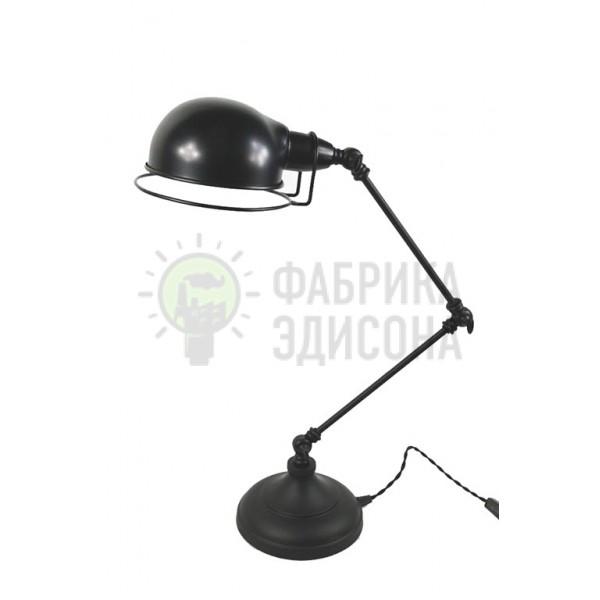 Настільна лампа в стилі лофт BLACK JO