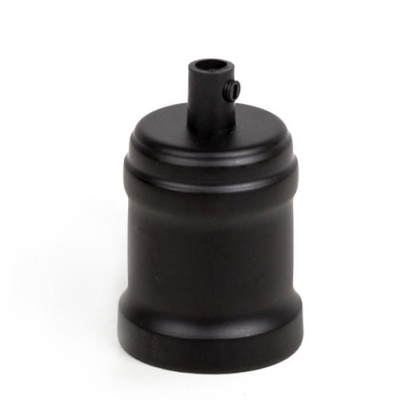 Декоративная накладка для патрона Черный мат