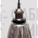 Люстра Glass Cone2 Black (300)