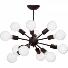 Люстра Sputnik Pendant 12 Brown