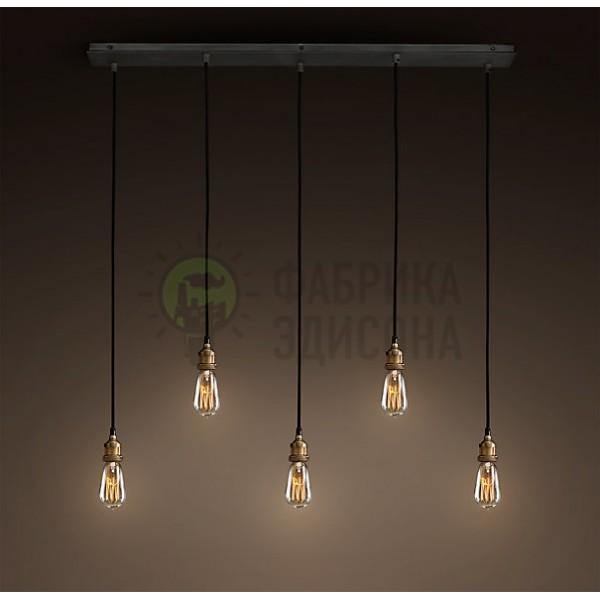 Підвісний світильник Loft Industrial Mono 5