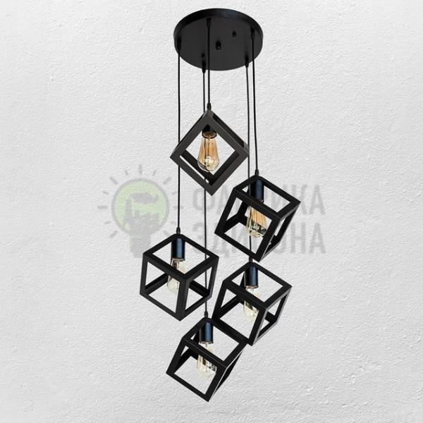 Люстра Cubes (300)