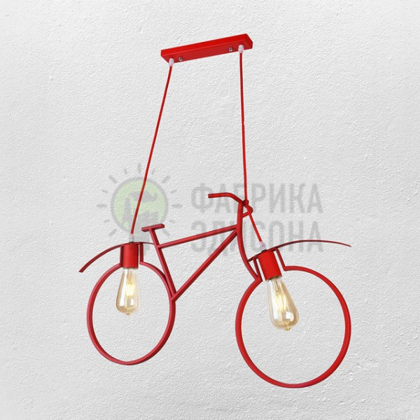 Люстра Bicycle Red