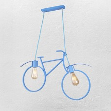 Люстра Bicycle Blue
