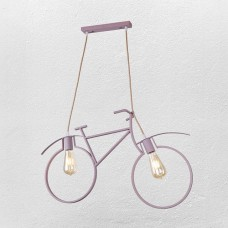 Люстра Bicycle Pink-Beige