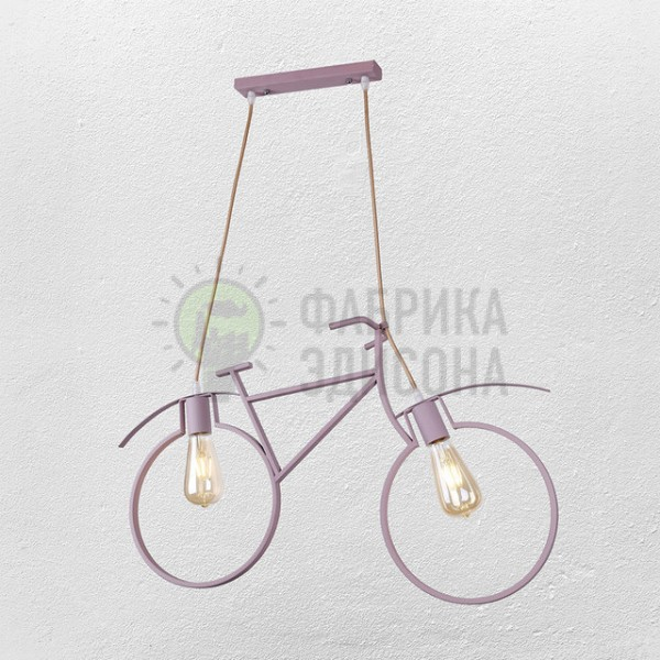 Люстра Bicycle Pink-Beige