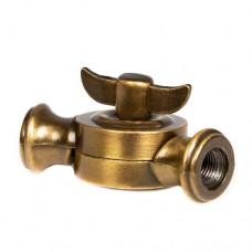 Поворотный Шарнир С Зажимом 1 античное золото