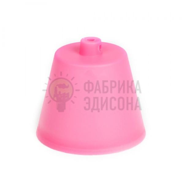 Пластиковый потолочный крепеж Розовый