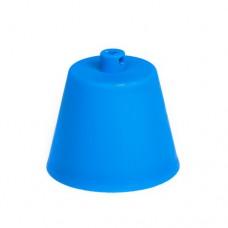 Пластиковый потолочный крепеж Голубой