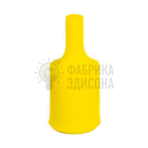 Патрон силиконовый Желтый
