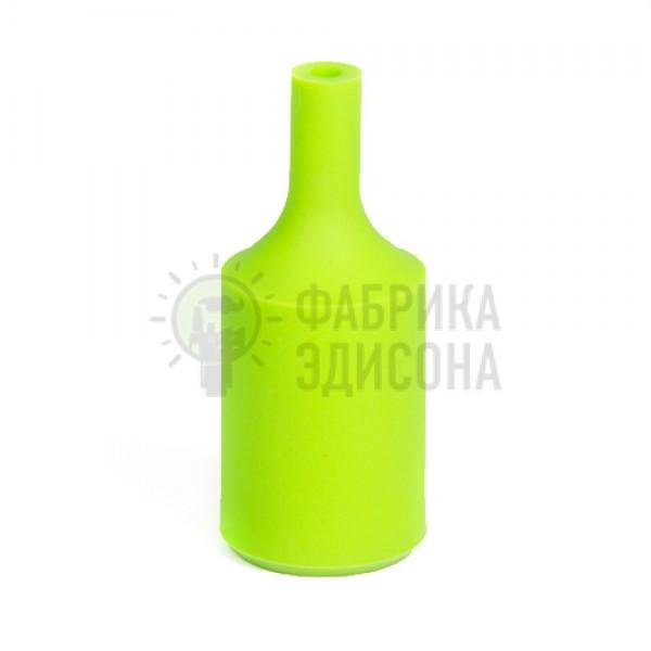 Патрон силиконовый зеленый