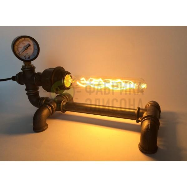Настільна лампа Steampunk Art