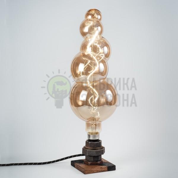 Настільна лампа Bubble+лампочка