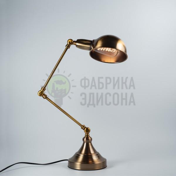 Настольная лампа Gold Loft