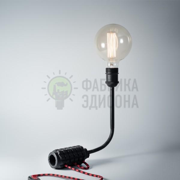 Настільна лампа Grano Black