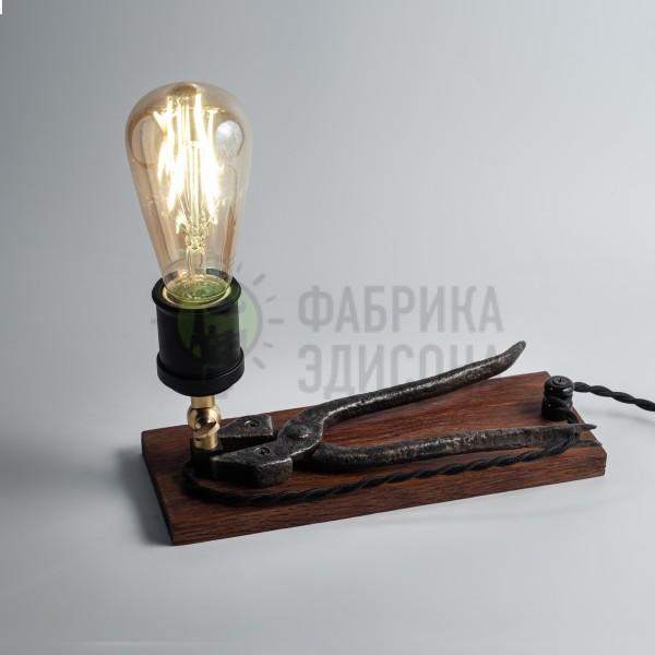 Настільна лампа Pliers