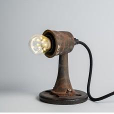 Настольная лампа в стиле лофт Dark Rust