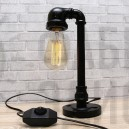 Настільна лампа Geno Black