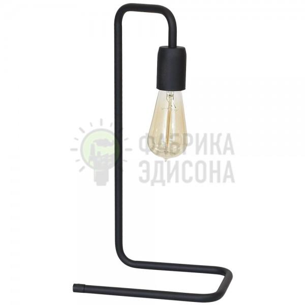 Настільна лампа Tebul Black