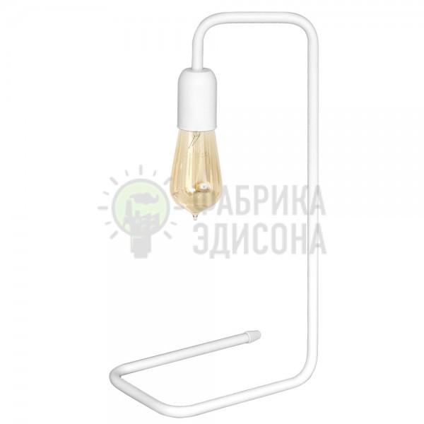Настільна лампа Tebul White