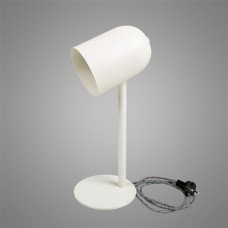 Настольная лампа Nordic  White+ лампочка в подарок