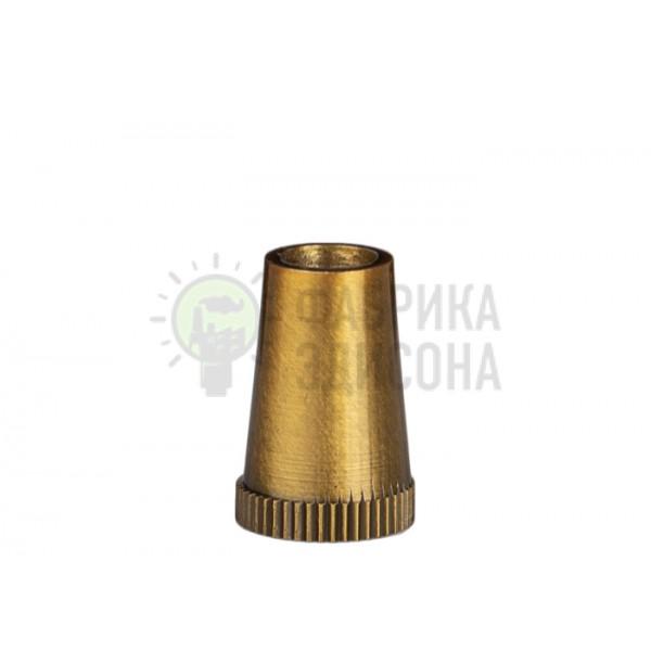 Затиск для проводу Gold ( внутрішнє різьблення )