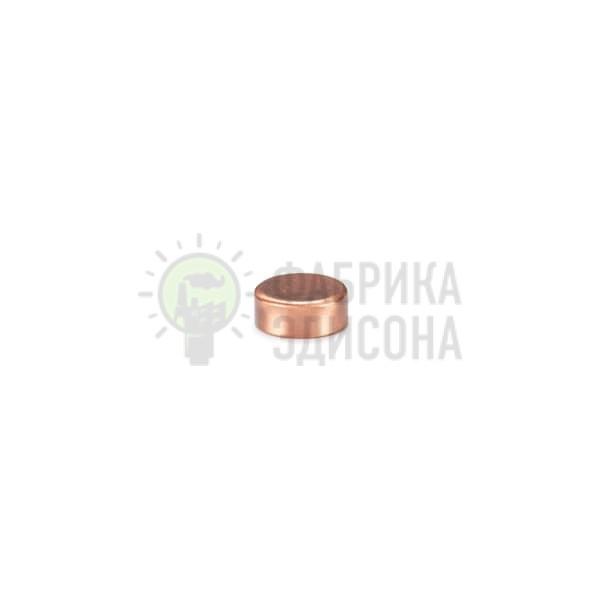 Заглушка Pill Copper