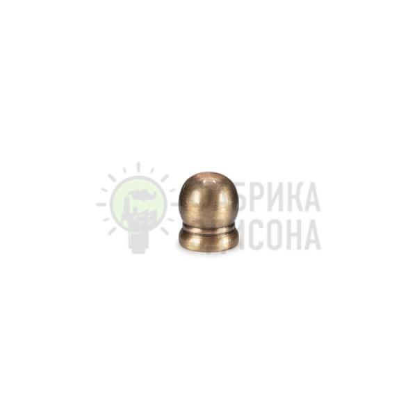 Заглушка Ball Bronze